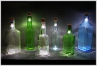 Turn Bottle Into Led Lamp