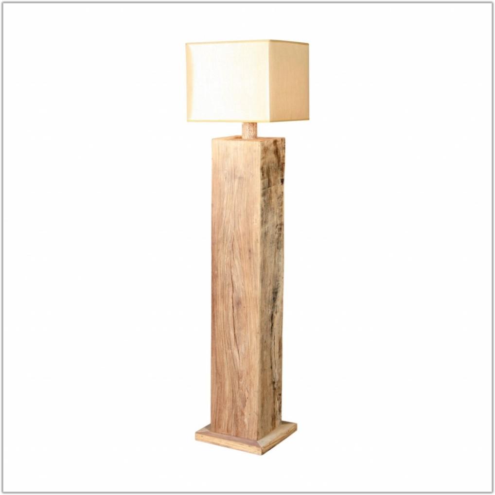 Turned Wood Floor Lamps Graham Green