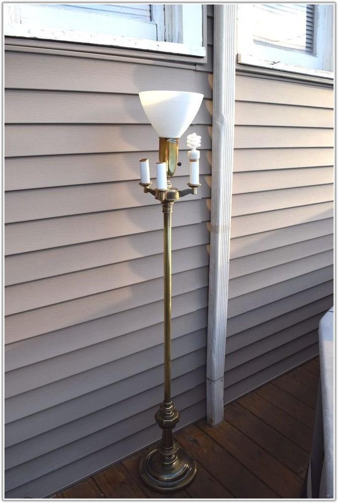 Vintage 6 Way Floor Lamp