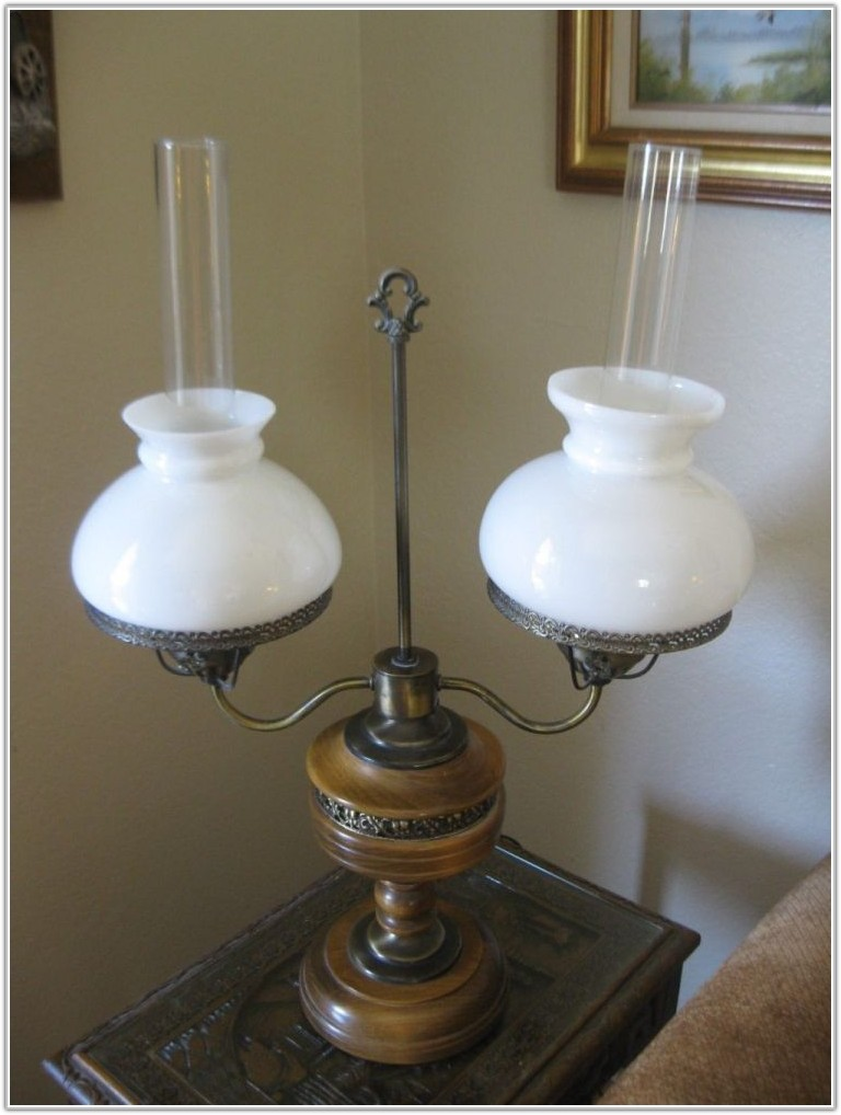 Vintage Style Table Lamp Shades