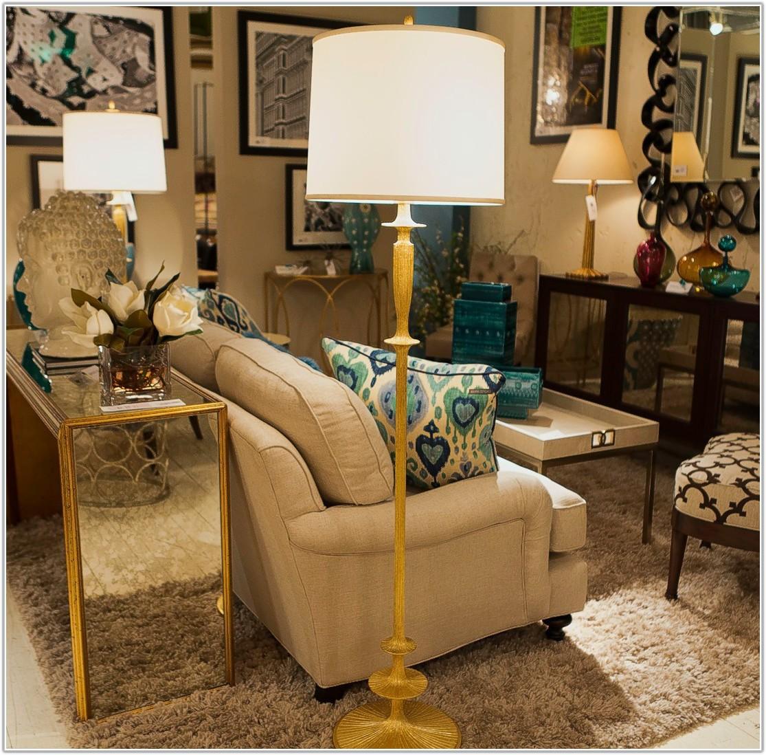 Visual Comfort Lotus Floor Lamp