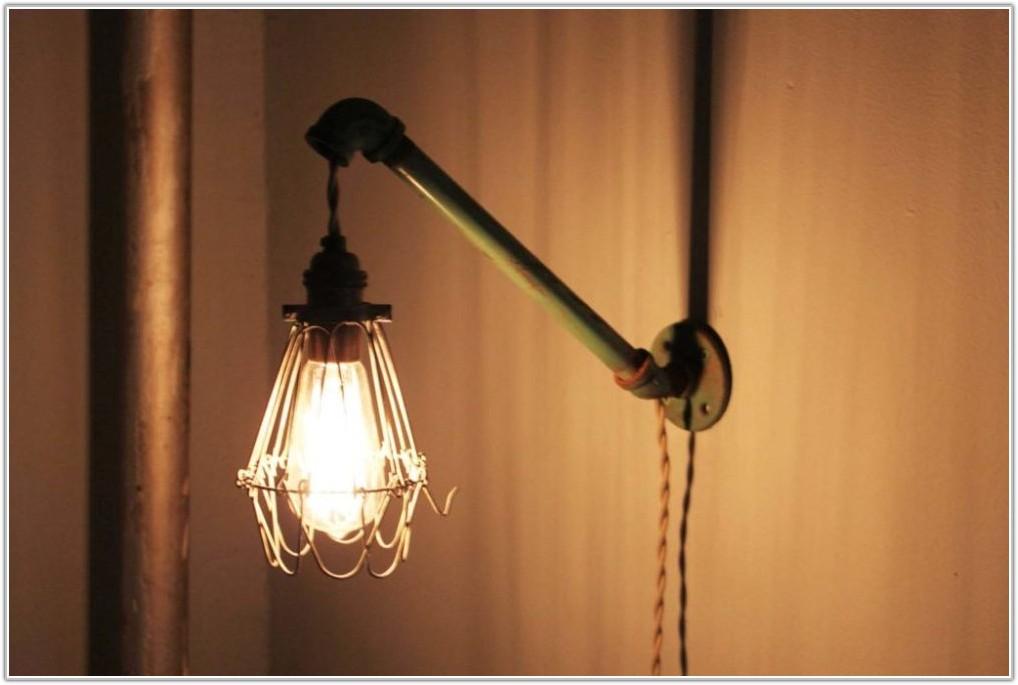 Wall Lamps Plug In Menards