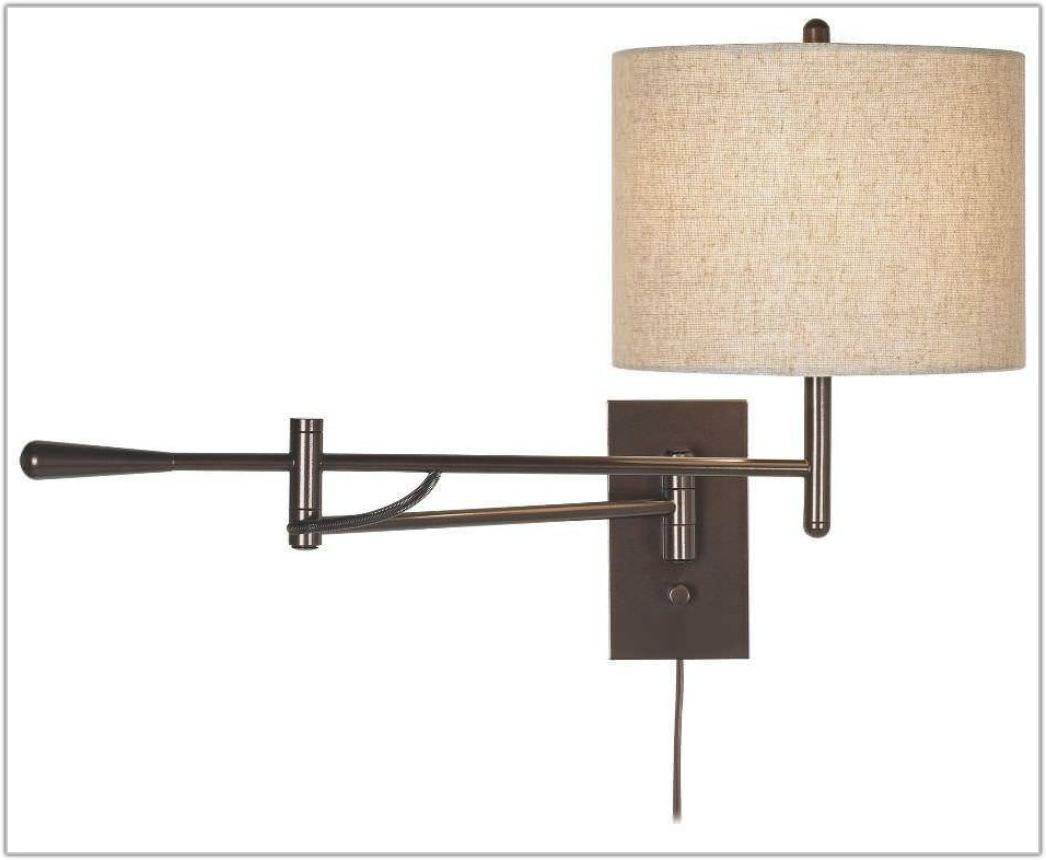 Wall Lamps Plug In Swing Arm