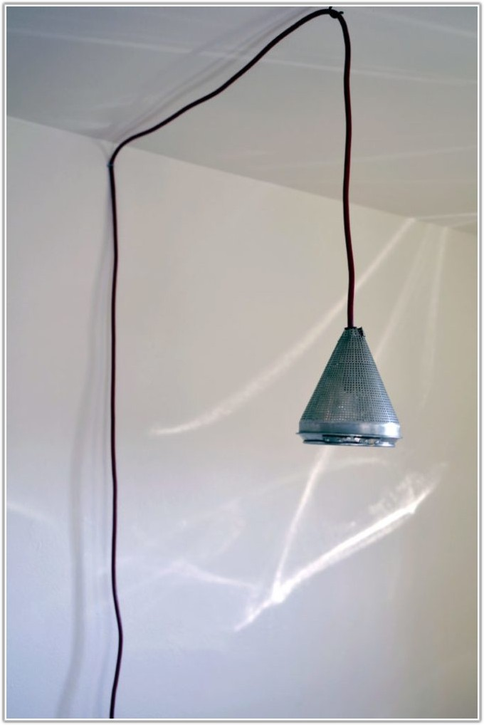 Wall Lamps With Plug In Cords