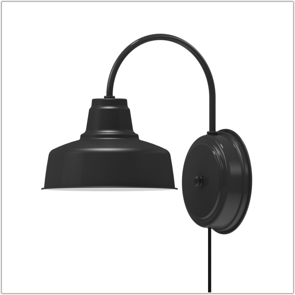 Wall Mount Lamps Plug In