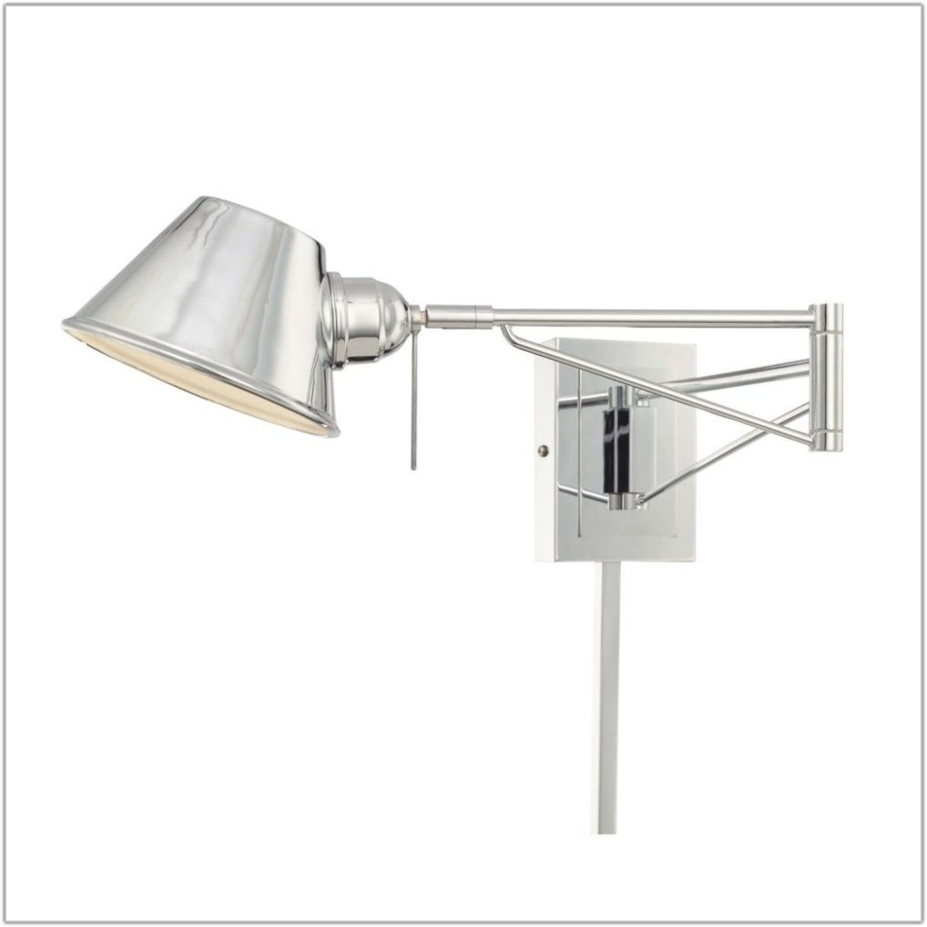Wall Mount Reading Lamp Swing Arm