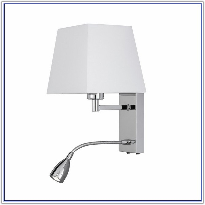 Wall Mounted Bedside Lamp Height