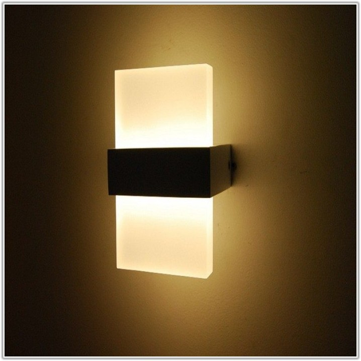 Wall Mounted Lamp For Bedroom