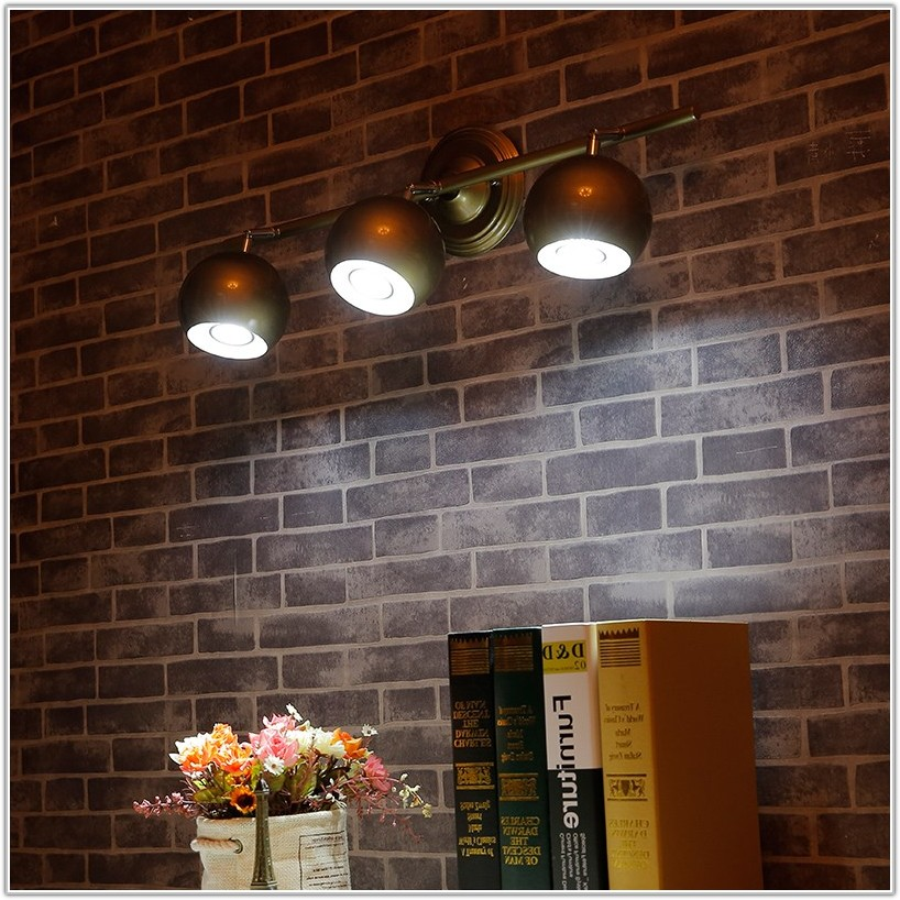 Wall Mounted Plug In Track Lighting