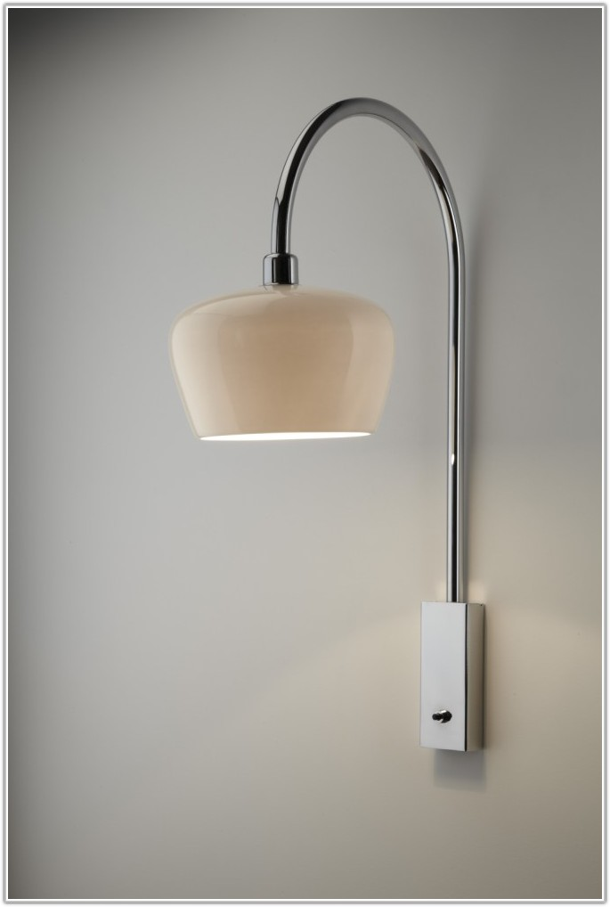 Wall Mounted Reading Light For Bedroom