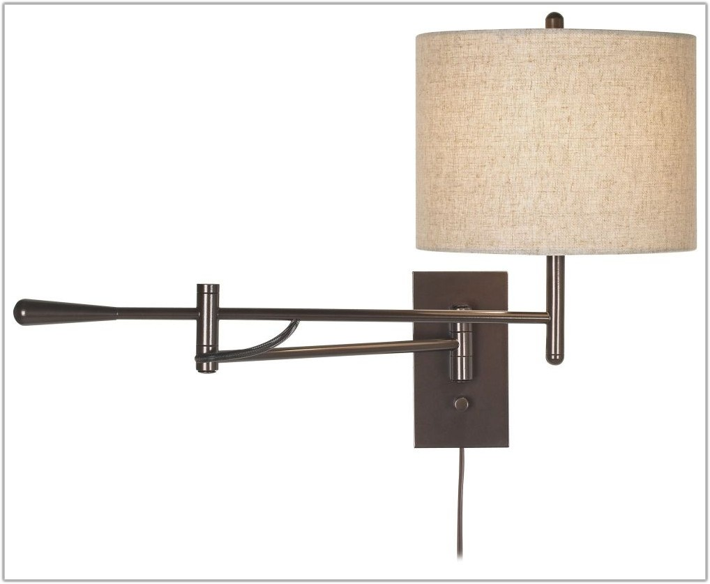 Wall Sconces Swing Arm Plug In
