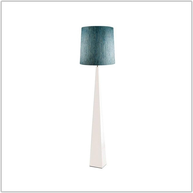 White Floor Lamp Base Only