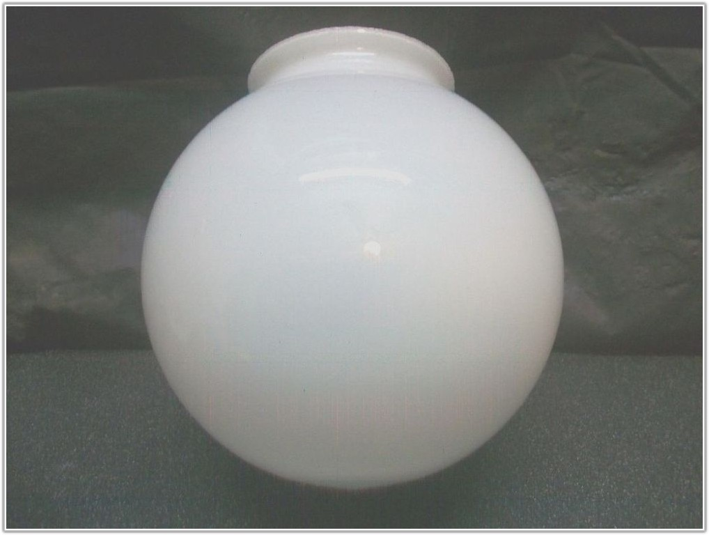 White Glass Lamp Shade Replacements