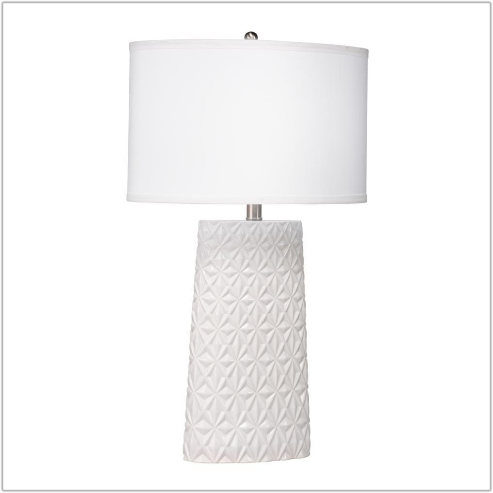 White Table Lamp Base Uk
