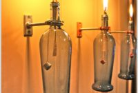 Wine Bottle Oil Lamp Kits