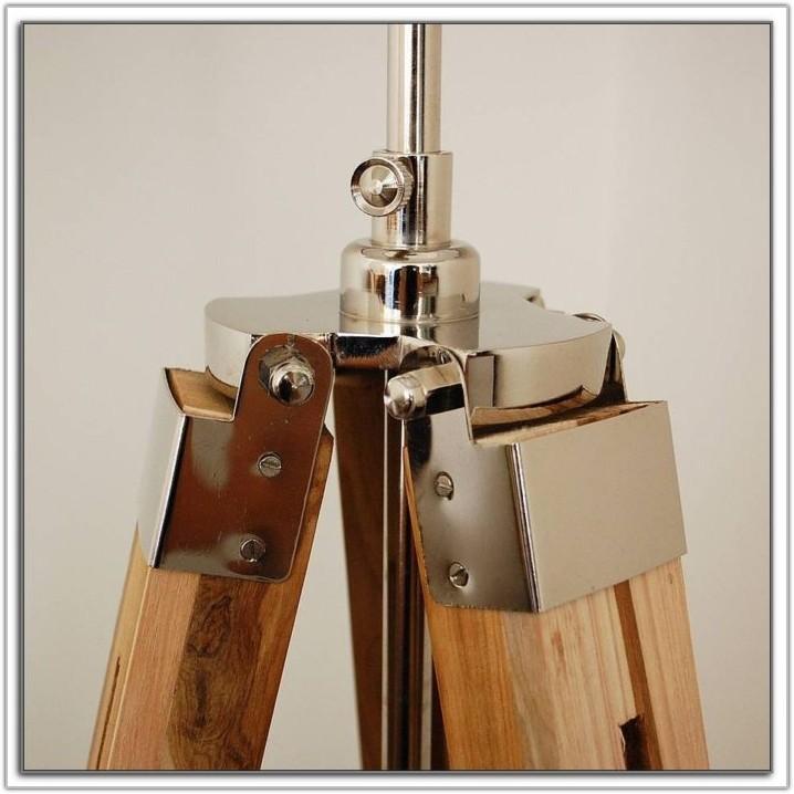 Wooden Tripod Floor Lamps Uk