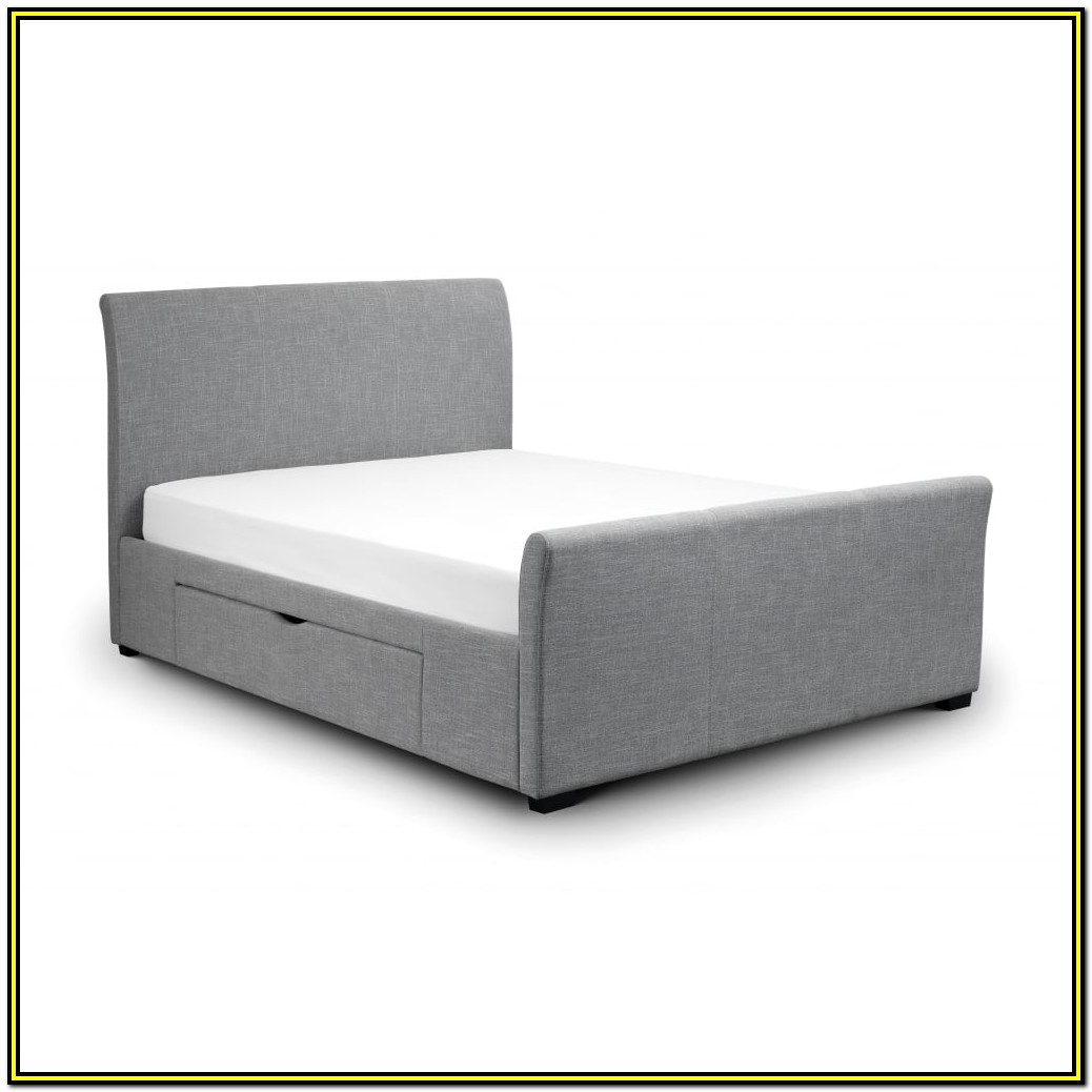 Bed Frame With Drawers Double