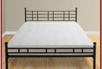 Bed Frame With Headboard Twin Xl