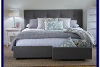 Bed Frame With Storage King Size
