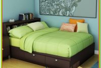 Bed Frames With Storage Full