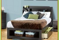 Bed Frames With Storage Full Size