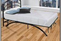 Black California King Bed Frame With Storage