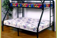 Black Metal Bunk Beds Twin Over Full