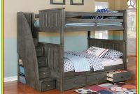 Bunk Bed Plans Twin Over Full With Stairs