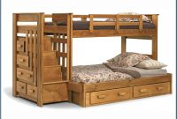 Bunk Bed Twin Over Full Plans