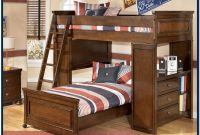 Bunk Bed With Desk And Futon Chair