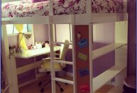 Bunk Bed With Desk Ideas