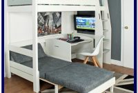 Bunk Bed With Sofa And Desk Uk