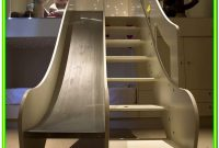Bunk Bed With Staircase And Slide