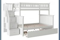 Bunk Bed With Staircase Twin Over Full