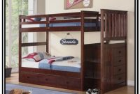 Bunk Bed With Stairs Walmart