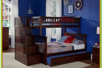 Bunk Beds Twin Over Full With Trundle And Stairs