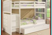 Bunk Beds With Storage Stairs