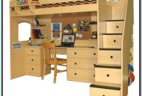 Bunk Beds With Storage Stairs Australia