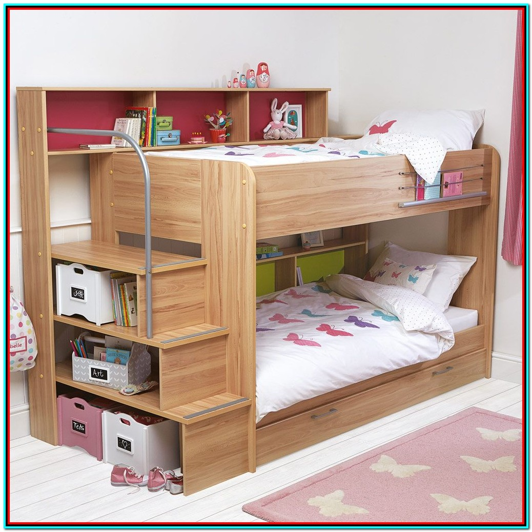 Bunk Beds With Storage Stairs Uk