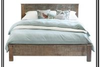 Cal King Bed Frame Wood
