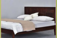 California King Platform Bed Frame With Headboard