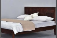 California King Platform Bed Frame Wood