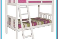 Charlie Twin Over Twin Bunk Bed White