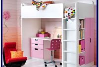 Childrens Bunk Beds With Desk Ikea