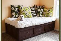 Daybed With Trundle And Storage Drawers
