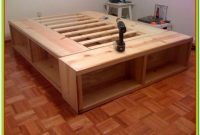 Diy Queen Platform Bed Frame Plans