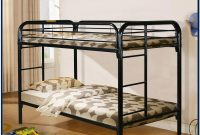Donco Twin Over Full Bunk Bed White