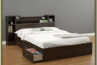 Double Bed Frame With Storage Drawers