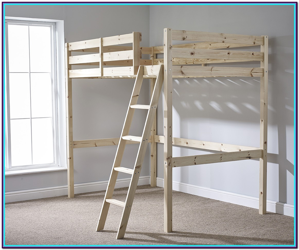 Double Bunk Beds For Adults Uk