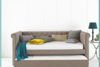 Fabric Daybed With Trundle Uk